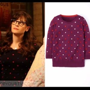 Boden • Pom Pom Sweater